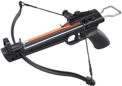 Арбалет Man Kung MK-50A1 рекурсивный пистолетного типа ц:черный (MK-50A1)