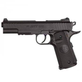Пневматичний пістолет ASG (STI Duty One) Blowback. Корпус - метал (16732)