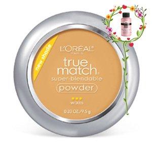 Пудра TRUE MATCH POWDER W5 GOLDEN SAND (3600520772042)