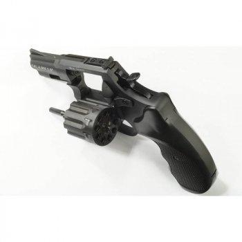 """Револьвер під патрон Флобера Stalker (2.5"""", 4.0 mm), ворон-чорна"""