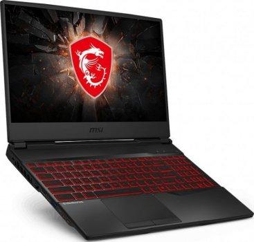 Ноутбук MSI GL65 i7‑9750H/32GB/512+1ТБ GTX1650/120Hz