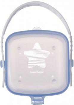 Контейнер для пустушки Canpol Babies Pastelove (56/013 Блакитний)