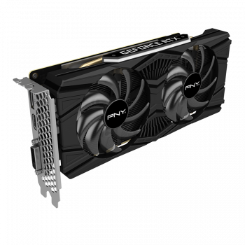 Відеокарта PNY GeForce RTX 2060 SUPER 8GB Twin Fan OEM (VCG20608SDFPPB)