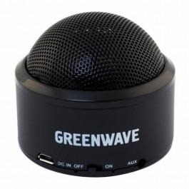 Greenwave PS-300M, чорно-сріблястий