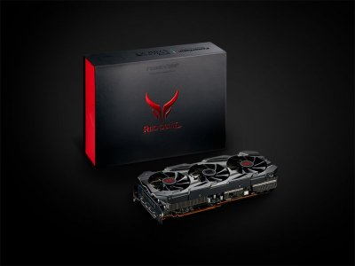 PowerColor Radeon RX 5700 XT 8GB GDDR6 Red Devil (AXRX 5700XT 8GBD6-3DHE/OC)