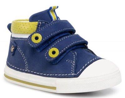 Кеды кожаные Lasocki CI12-2916-01 Синие