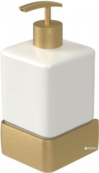Дозатор для рідкого мила HACEKA Aline Gold 1196889