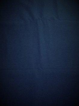 Ткань Трикотаж Джерси Темно-Синий Шерсть Турция ТН ширина 1,50м