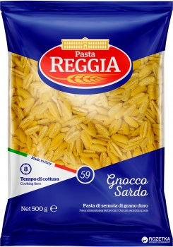 Макароны Pasta Reggia 59 Gnocco Sardo Ньокки 500 г (8008857300597)