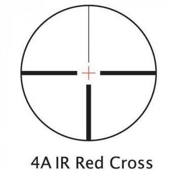 Приціл оптичний Barska Euro-30 Pro 3-12x56 (4A IR Cross) + Mounting Rings