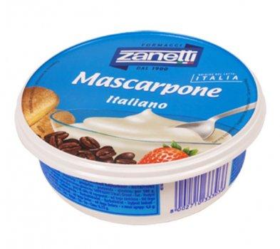 Сыр Zanetti Маскарпоне 250 г