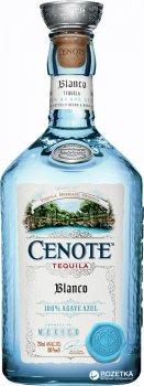 Текила Cenote Blanco 0.7 л 40% (7503023613248)