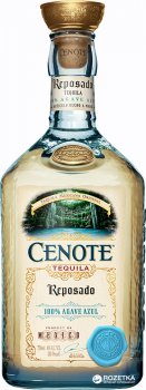 Текила Cenote Reposado 0.7 л 40% (7503023613255)