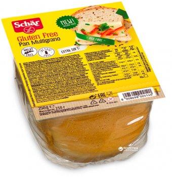 Белый хлеб с семенами Dr. Schar Pan Multigrano 250 г (8008698024140)