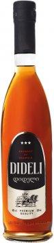 Крепкий алкогольный напиток Dideli 3* 0.5 л 40% (4860105084666)