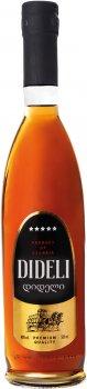 Крепкий алкогольный напиток Dideli 5* 0.5 л 40% (4860105084680)