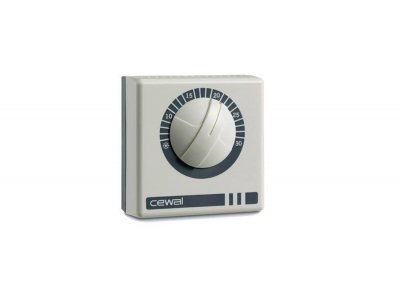 Кімнатний механічний терморегулятор CEWAL RQ01