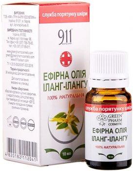 Эфирное масло Green Pharm Cosmetic иланг-иланг 10 мл (4820182112041)