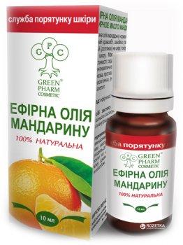 Эфирное масло Green Pharm Cosmetic мандарин 10 мл (4820182112089)