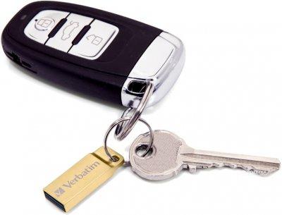 Verbatim Metal Executive USB 3.2 32GB (99105) Gold