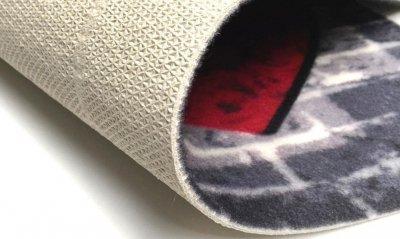 Придверний килимок Izzihome Magic Kalpli Tas Home 40х60 (2200000551177)