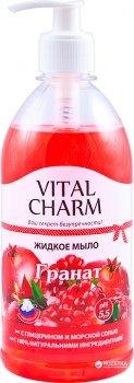 Жидкое мыло Vital Charm Гранат 500 мл (4820091141170)