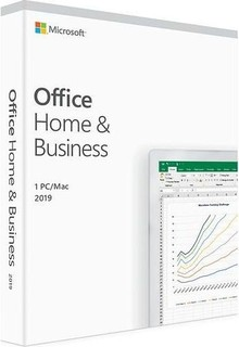Офісне додаток Microsoft Office Home and Business 2019 (32/64-bit Russian) BOX PKC (T5D-03248)