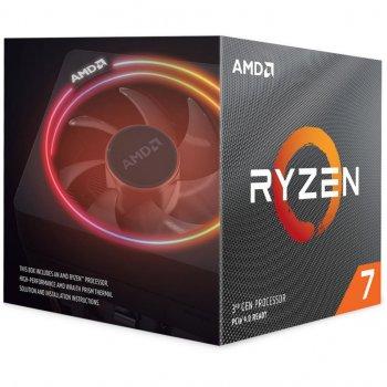 Процесор AMD Ryzen 7 3700X (100-100000071BOX) (WY36100-100000071BOX)