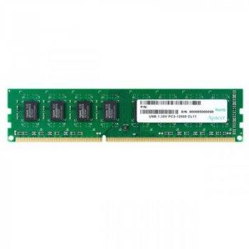 Модуль памяти для компьютера DDR4 4GB 2133 MHz Apacer (AU04GGB13CDWBGH) (WY36dnd-208306)