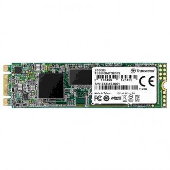 Накопичувач SSD M. 2 2280 256GB Transcend (TS256GMTS830S) (WY36TS256GMTS830S)
