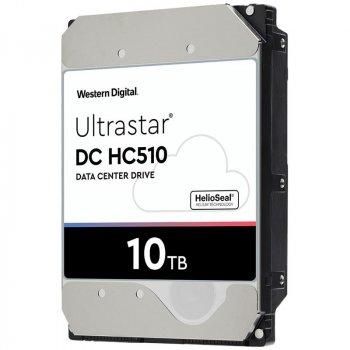 Накопичувач HDD SAS 10.0 TB Hitachi (HGST) Ultrastar He10 7200rpm 256MB (HUH721010AL5204_0F27354) (WY36dnd-162177)