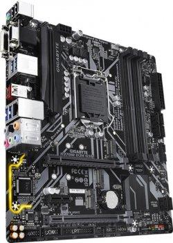 Материнська плата Gigabyte H370M D3H GSM (s1151, Intel H370, PCI-Ex16) (WY36dnd-207069)