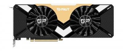 Видеокарта GF RTX 2080 Ti 11GB GDDR6 GamingPro Palit (NE6208TT20LC-150A) (WY36dnd-211428)