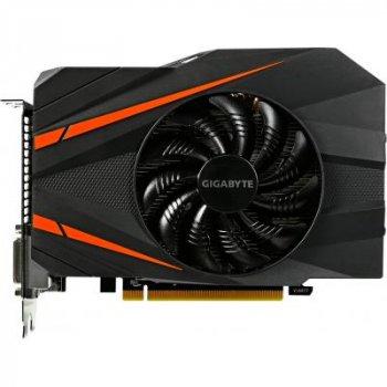 Відеокарта GIGABYTE GeForce GTX1060 6144Mb MINI ITX OC (GV-N1060IXOC-6GD) (WY36dnd-162249)