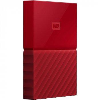 Внешний жесткий диск WD My Passport WDBYFT0040BRD (WY36dnd-139834)
