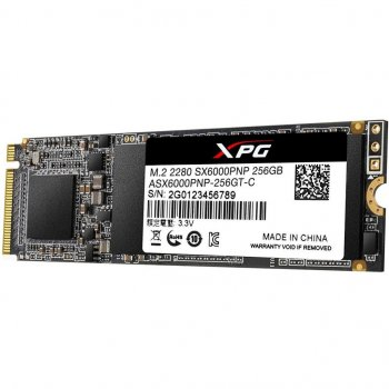 Накопичувач SSD M. 2 2280 1TB ADATA (ASX6000LNP-1TT-C) (WY36dnd-217954)