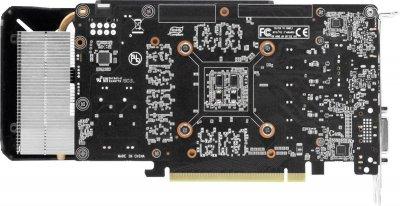 Відеокарта GF RTX 2060 6GB GDDR6 Dual OC Palit (NE62060S18J9-1160A) (WY36dnd-226812)