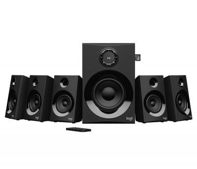 Аккустическая система Logitech Z607 Black (980-001316) (WY36dnd-249655)