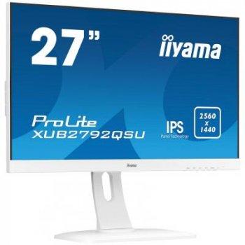 Монітор iiyama XUB2792QSU-W1 (WY36dnd-214635)