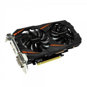 Відеокарта Gigabyte GeForce GTX1060 6144Mb WINDFOR GV-N1060WF2-6GD (WY36dnd-203122)