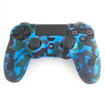 Силіконовий чохол Game Teh X для джойстика PS4 різнобарвний