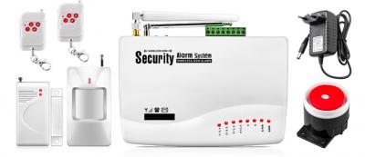Комплект сигнализации Kerui alarm G01 Start