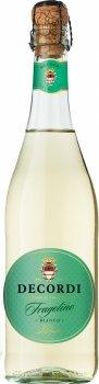 Фраголино игристое Decordi Bianco белое полусладкое 0.75 л 7.5% (8008820158354)