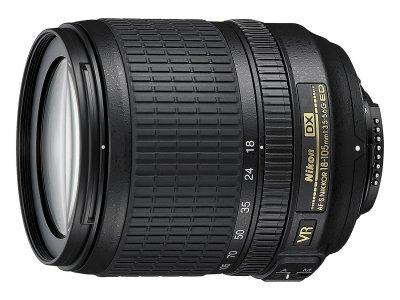 Nikon AF-S DX Nikkor 18-105mm f/3.5-5.6 G ED VR (JAA805DB)