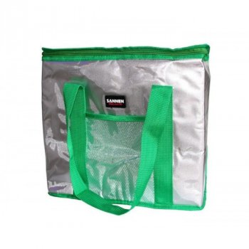 Термосумка Sannen Cooler Bag на 25 літрів Green