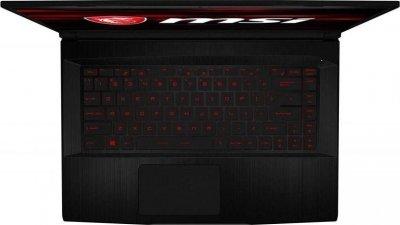 Ноутбук MSI GF63 i7‑9750H/16GB/256 GTX1050Ti