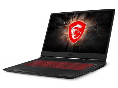 Ноутбук MSI GL75 i7‑9750H/32GB/256 GTX1660Ti 120Hz