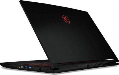 Ноутбук MSI GF63 i7‑9750H/32GB/256 GTX1050Ti