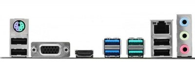Мат. плата MB Asus TUF B360-PLUS GAMING (iB360/s1151/4xDDR4 2666MHz/2xPCIe x16/4xPCIe x1/2x M. 2 port/6xSATA3/Glan/4xUSB3.1/4xUSB2.0/D-Sub, HDMI/Audio 8ch/ATX)