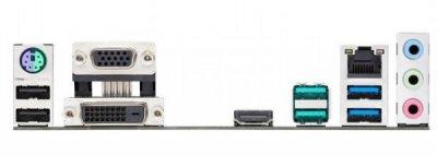 Мат. плата MB Asus PRIME H370-A (iH370/s1151/4xDDR4 2666MHz/2xPCIe x16/4xPCIe x1/2x M. 2 port/6xSATA3/Raid 0,1,5,10/Glan/4xUSB3.1/2xUSB2.0/DVI, HDMI, VGA/Audio 8ch/ATX)